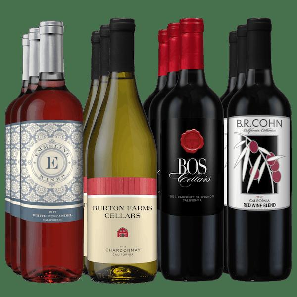 VWE Vineyard Favorites Variety
