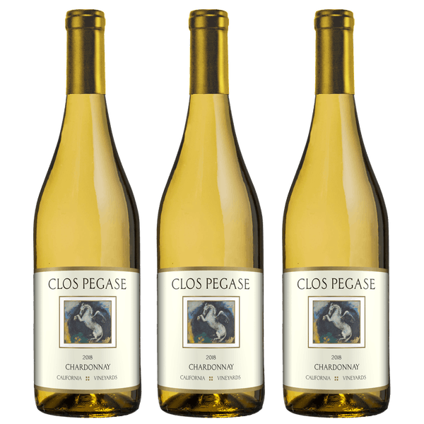 Harvest Wine Set Chardonnay 3 Btl