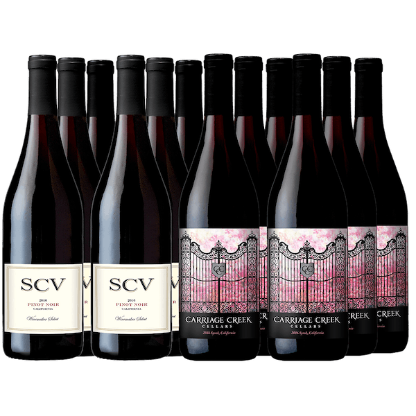 VWE Best of California 2018 All Red