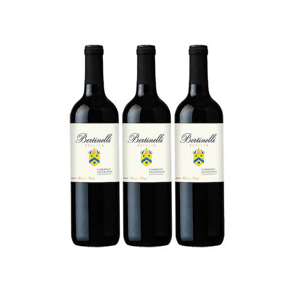 M60474-851 Bertinelli Entertaining Cab Sauv 3pk