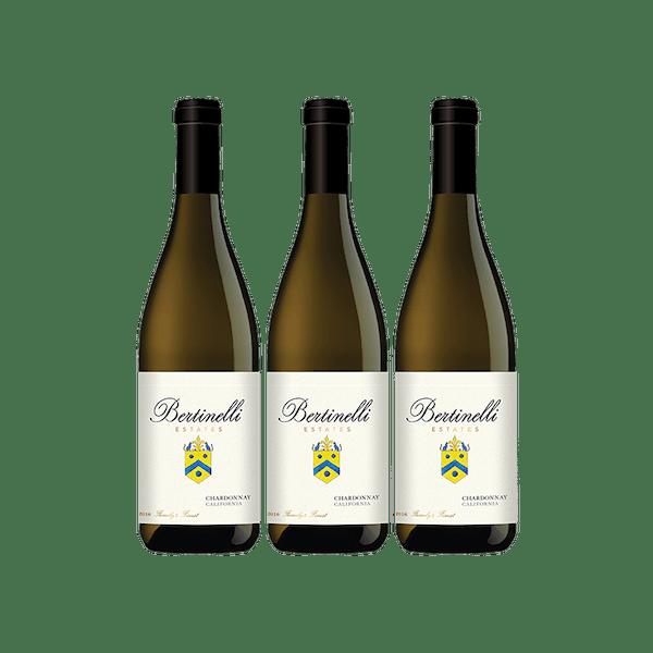 M60474-849 Bertinelli Entertaining Chardonnay 3pk