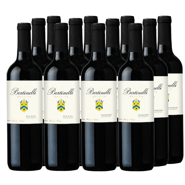 VWE Bertinelli Spring 12-Bottle All Red