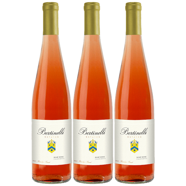 VWE Bertinelli Spring 3-Bottle Rose