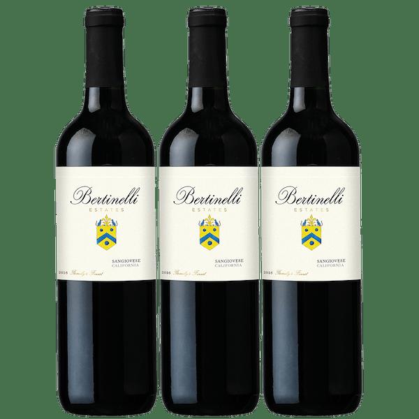 VWE Bertinelli Spring 3-Bottle Sangiovese