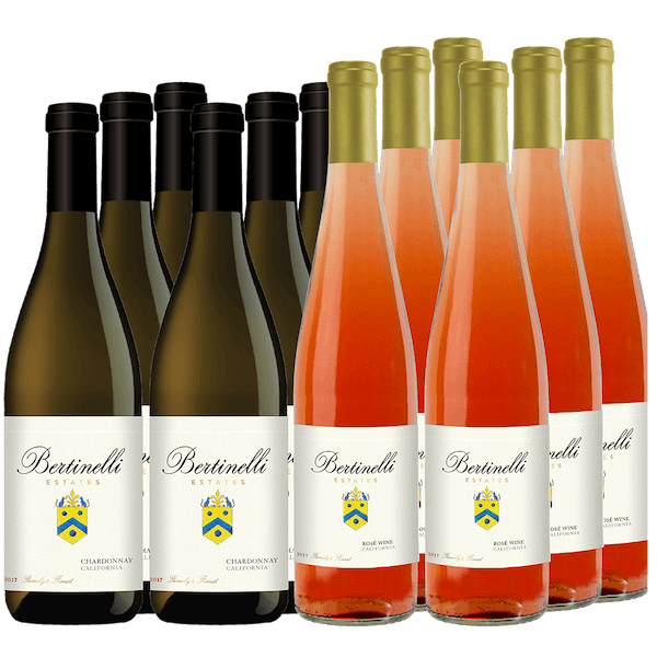 VWE Bertinelli Spring 12-Bottle All White