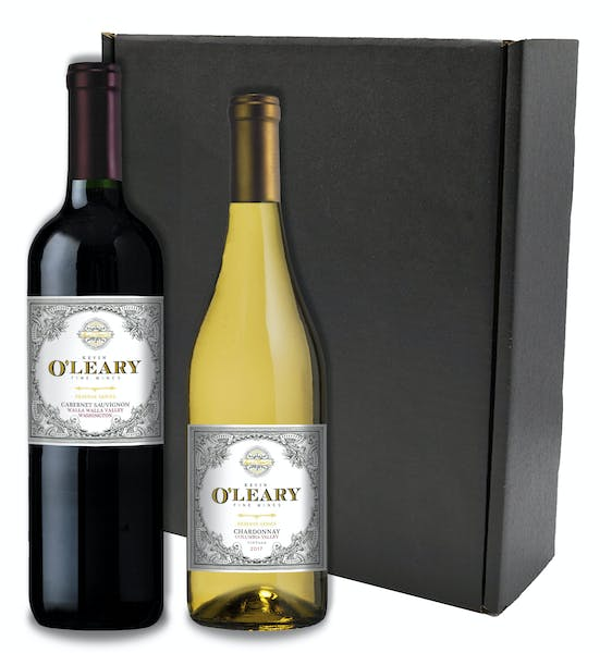 O'Leary Holiday Wines & Gift Box Variety