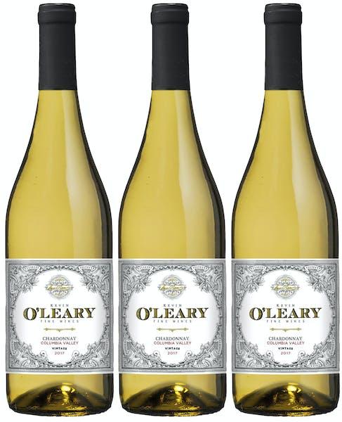 Kevin O'Leary Fall Reserve 3 btl Chardonnay