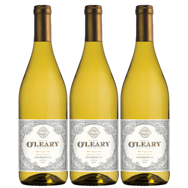 O'Leary Holiday Selections 3-bottle Chardonnay