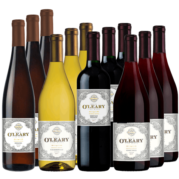 O'Leary Holiday Selections 12-bottle Variety
