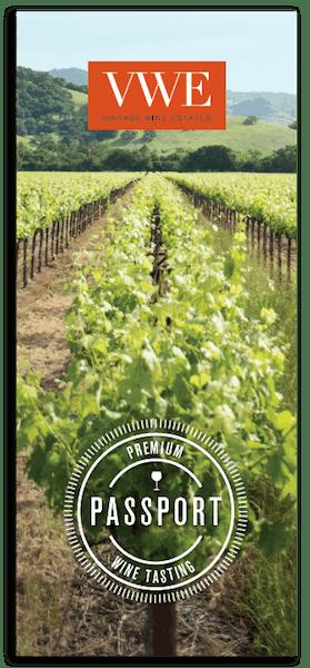 Vintage Wine Estates Wine Tasting Passport