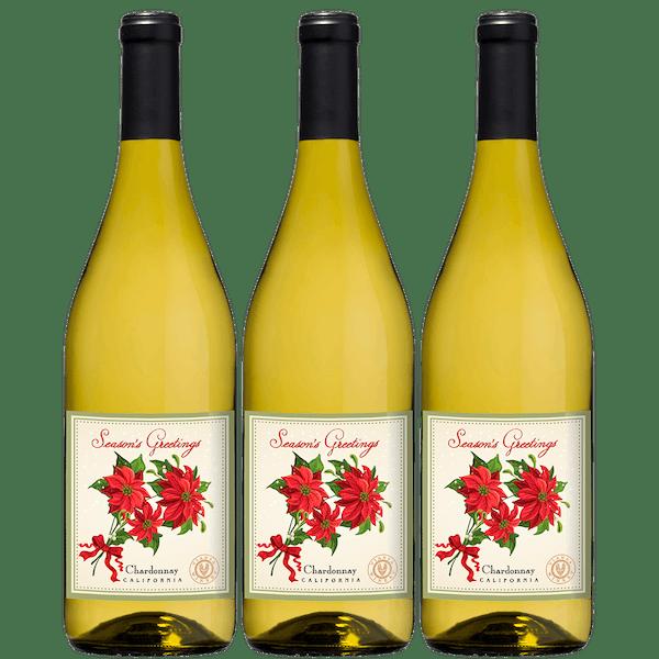 VWE Holiday Celebrations Chardonnay