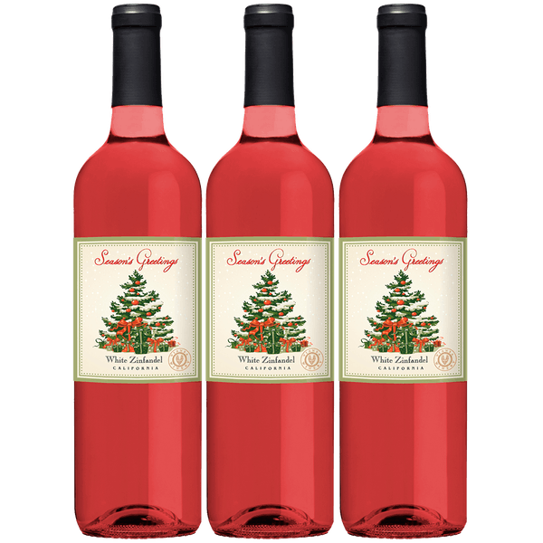 VWE Holiday Celebrations White Zinfandel