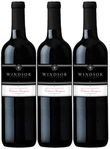 Winemaker Favorites 3-bottle Cabernet Sauvignon