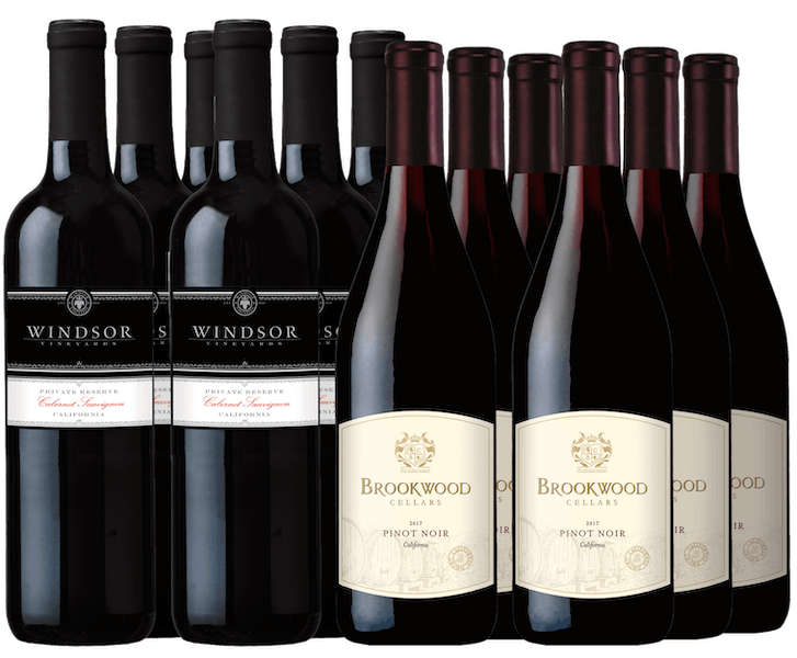 Winemaker Favorites 12-bottle All Red