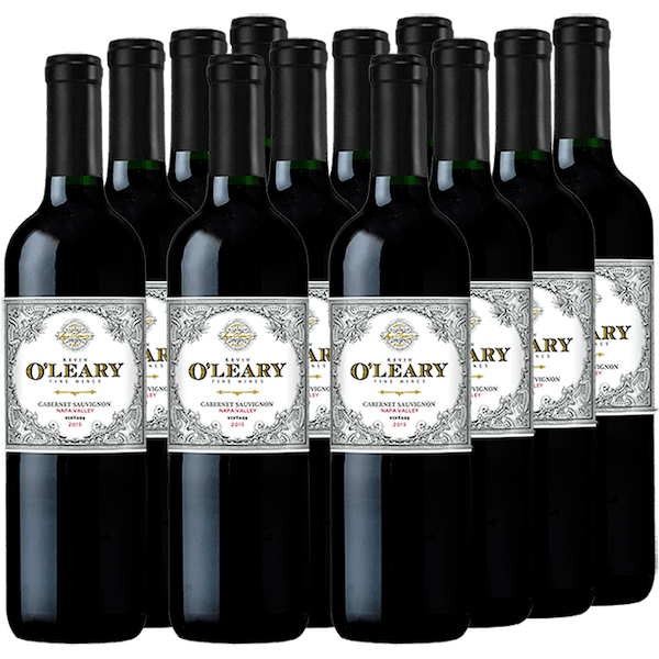 O'Leary 2015 Napa Valley Cabernet Sauvignon 12-pack