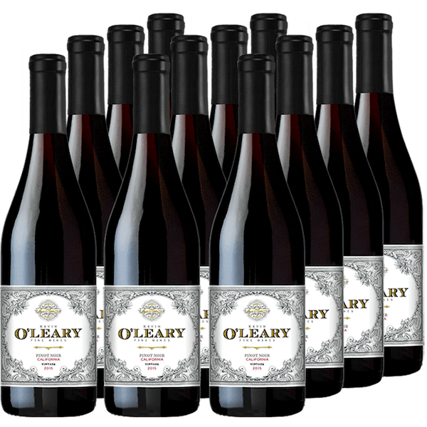 O'Leary 2015 California Pinot Noir 12-pack
