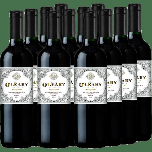 O'Leary 2016 California Cabernet Sauvignon 12-pack
