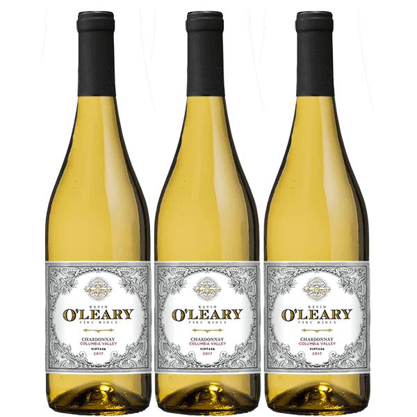 O'Leary 2017 Columbia Valley Chardonnay 3-pack