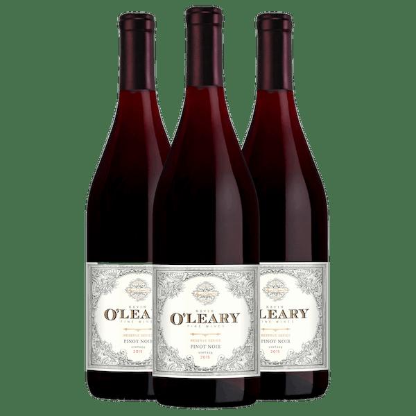 O'Leary Wonderful Wines 3-Bottle Set Pinot Noir