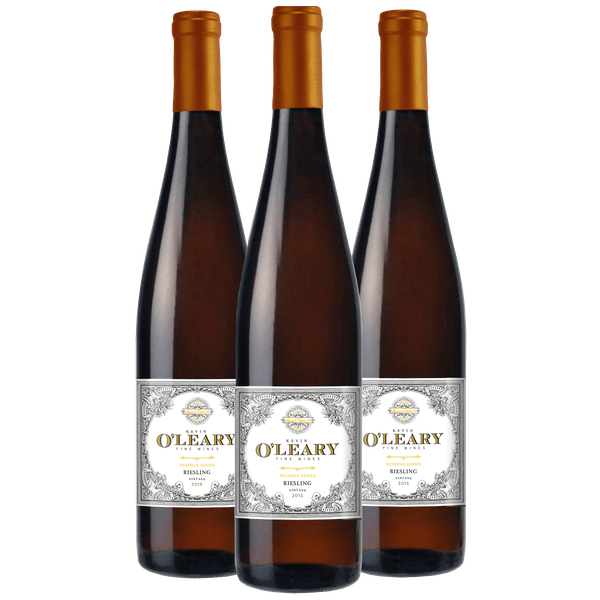 O'Leary Wonderful Wines 3-Bottle Set Riesling