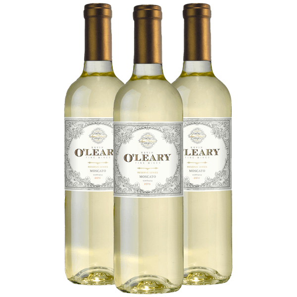 O'Leary Wonderful Wines 3-Bottle Set Moscato