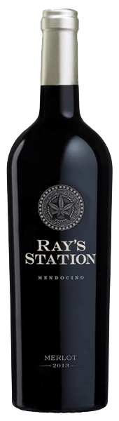 2014 Rays Station Merlot, Mendocino County, 750ml