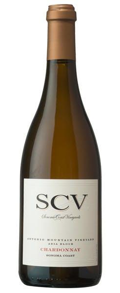 2017 SCV Chardonnay, Antonio Mountain Vineyards, 750ml