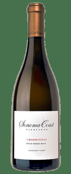 2017 SCV Chardonnay, Gold Ridge Hills, 750ml