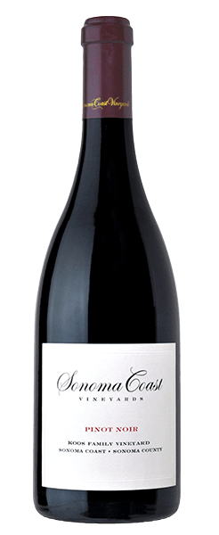 2016 SCV Pinot Noir, Koos Family Vineyard, 750ml