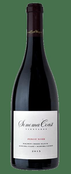 2017 SCV Pinot Noir, Salmon Creek Block, 750ml