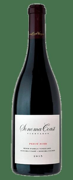2015 SCV Pinot Noir, Koos Family Vineyard, 750ml