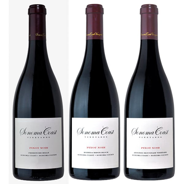 SCV Wine Club 3 Bottle Reds